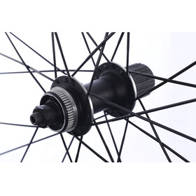 """Shimano WH-MT35 - set de roues 26"""" noir"""